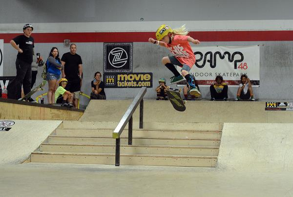 Roman Hager in Grind for Life Fort Lauderdale