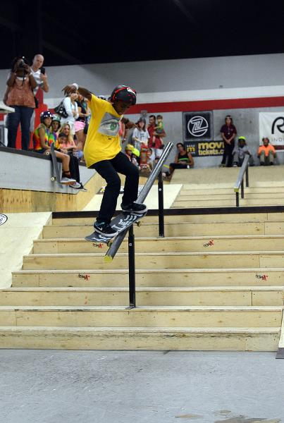 Keenan Lewis in Grind for Life Fort Lauderdale