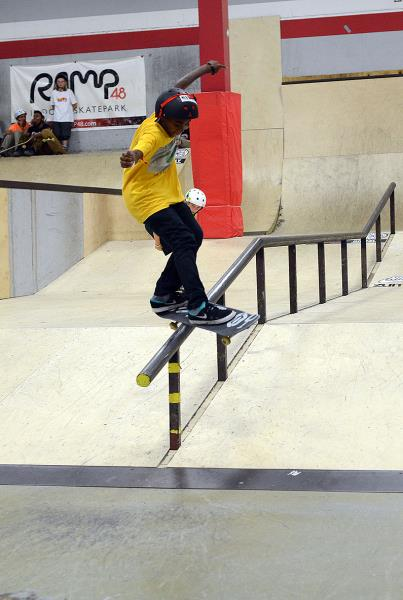Keenan Lewis FS Feeble in Grind for Life Fort Lauderdale