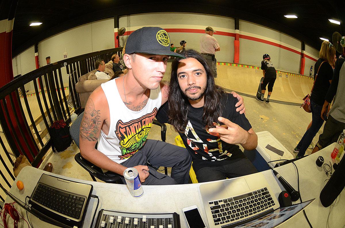 Adam Kearley DJ in Grind for Life Fort Lauderdale