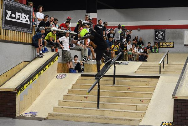 Zion Wright in Grind for Life Fort Lauderdale