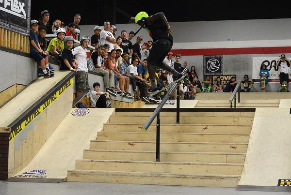 Zion Wright Cab Back Lip in Grind for Life Fort Lauderdale