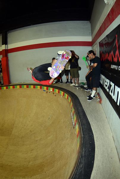 Jake Illardi in Grind for Life Fort Lauderdale
