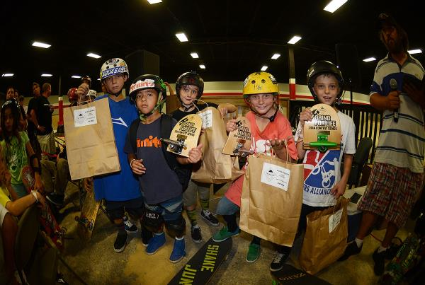 9 and Under Bowl in Grind for Life Fort Lauderdale