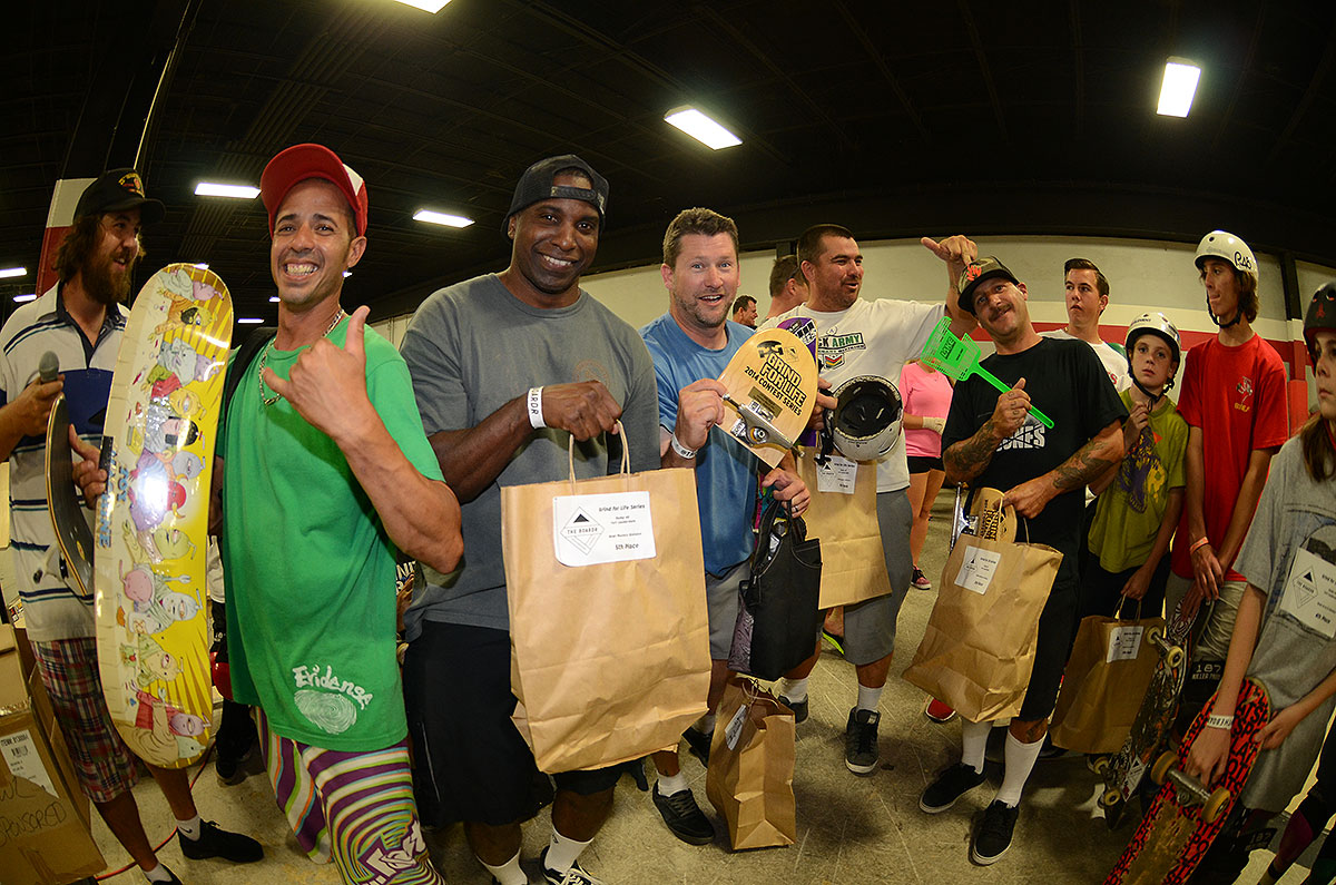 Bowl Masters in Grind for Life Fort Lauderdale