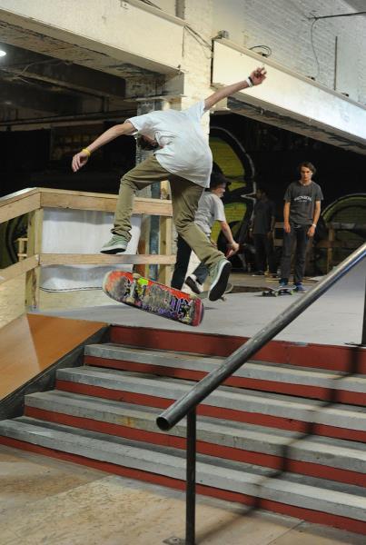 Kyle Flegel Bigger Flip