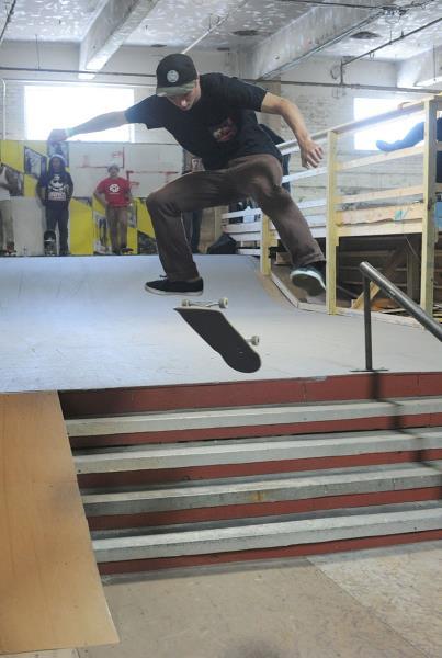 360 Flip at Maryland Am