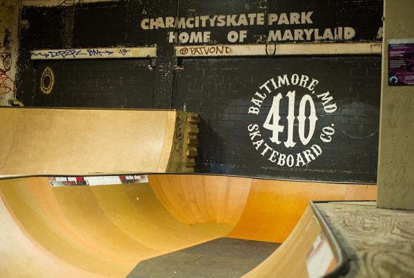 410 Skateboard Company in Maryland