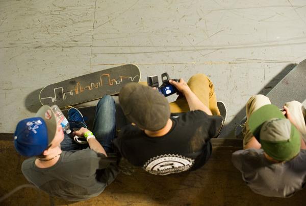 Griptape at Charm City Skatepark Maryland