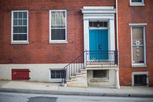 Neighborhoods in Downtown Baltimore