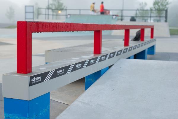 Dew Kennesaw Skatepark at Skate Copa Atlanta