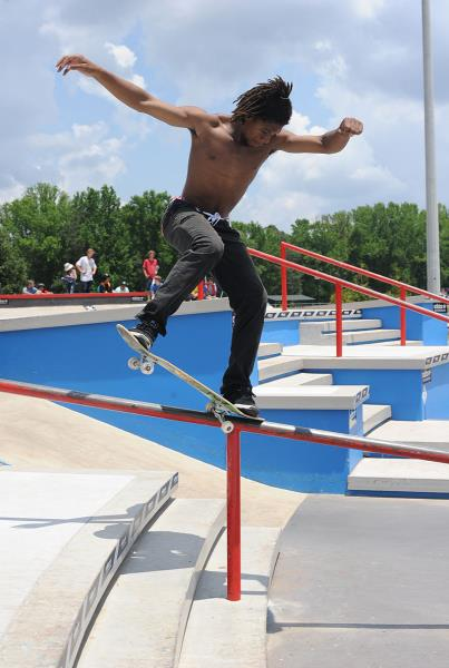 Markus FSNG at Skate Copa Atlanta