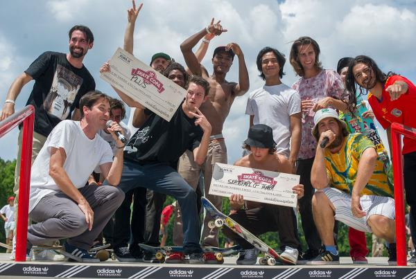 Plus and Skatepark of Tampa at Skate Copa Atlanta