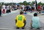 After the Contest at Skate Copa Atlanta
