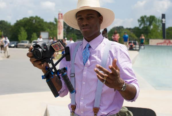 Best Dressed Photographer at Skate Copa Atlanta