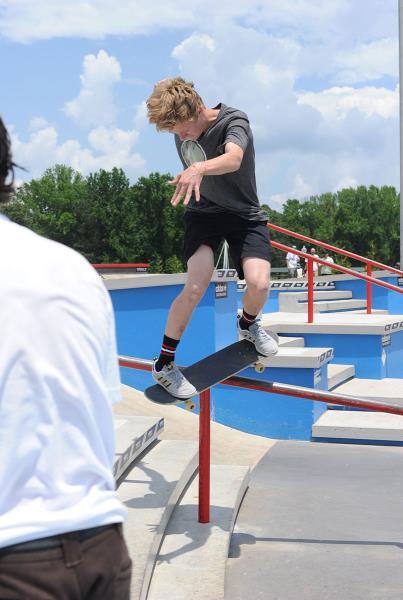 Alec Majerus at adidas Skate Copa