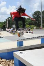 Anthony Williams at adidas Skate Copa