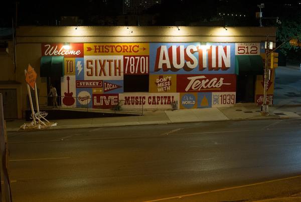 Bump to Bar in Downtown Austin
