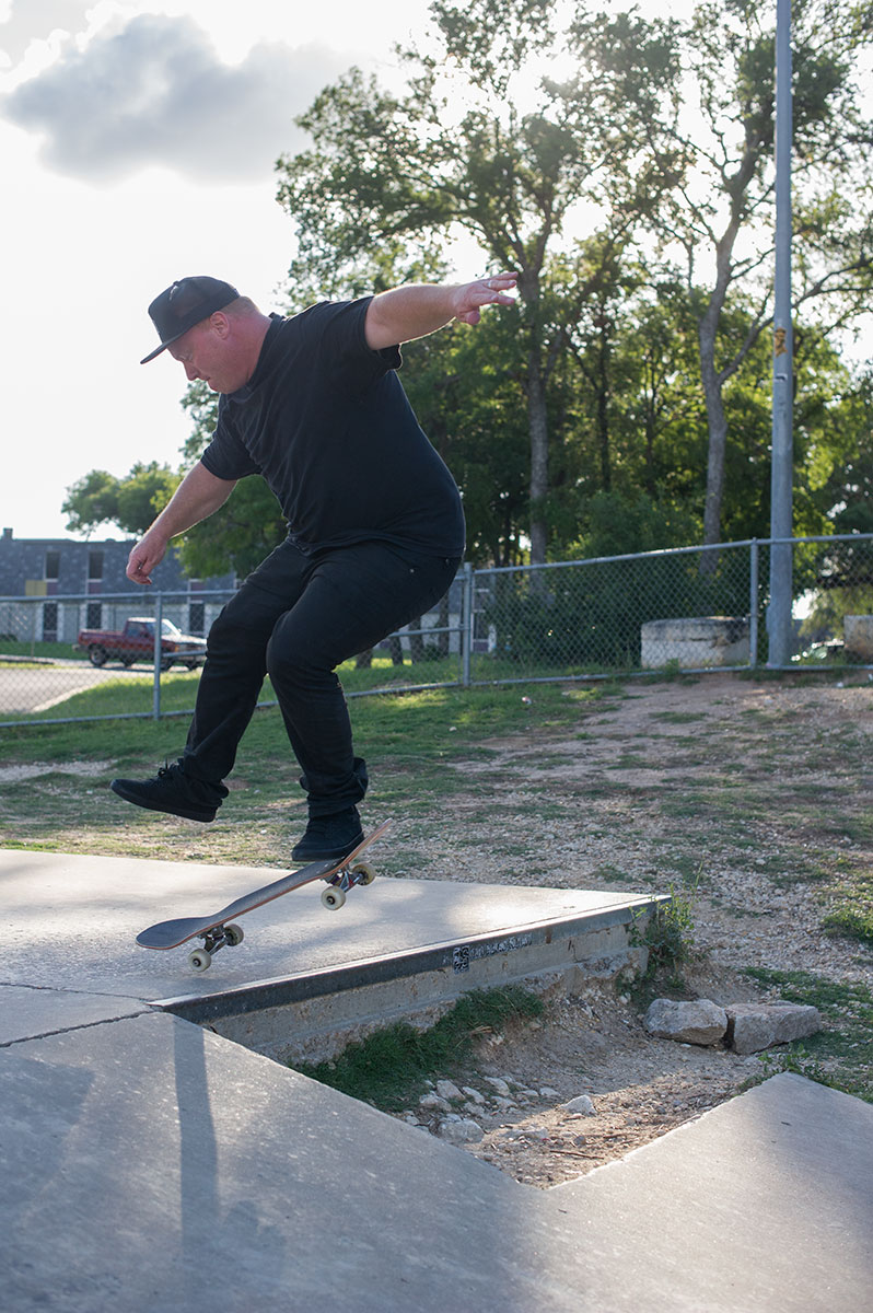 Mike Sinclair One Foot Ollie
