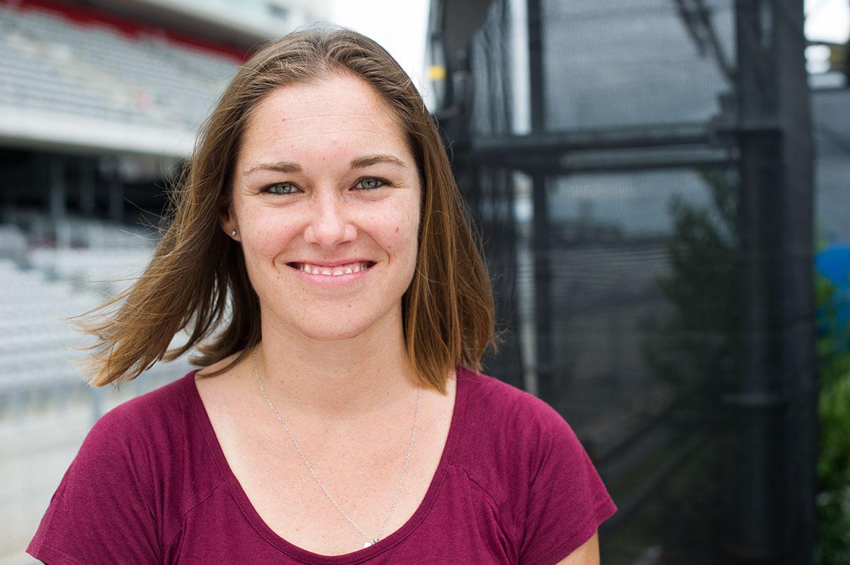 Mimi Knoop Organizes Women's Skateboarding at X Games