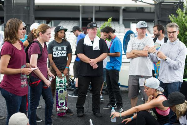 Women's Meeting at X Games