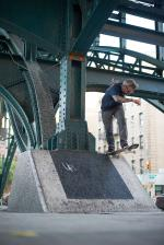 Bank Bridge Skateboarding Spot in Harlem