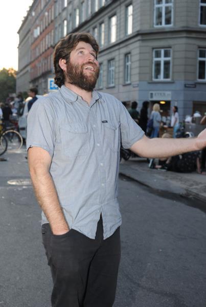 Colin Kennedy in Copenhagen