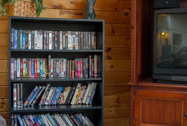 VHS vs Books