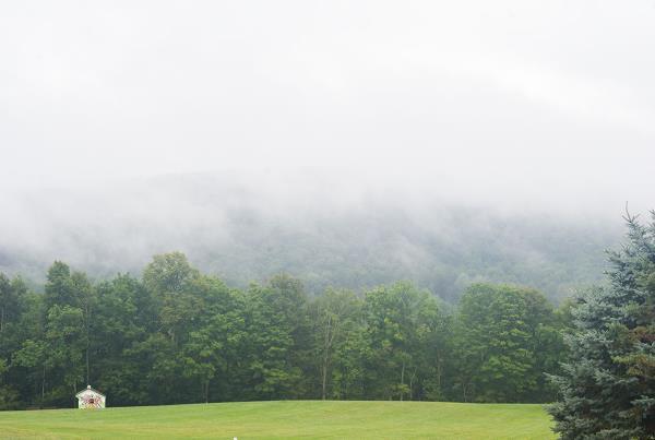 The Fog at Woodward Skateboard Camp