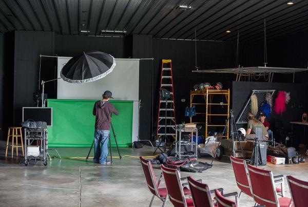 Digital Media Camp Studio at Woodward Skateboard Camp