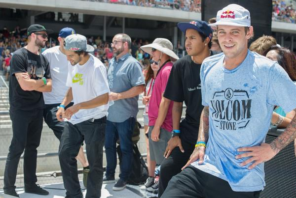 Ryan Sheckler First at X Games