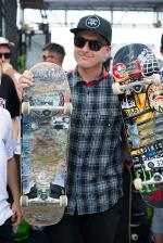 DC TM Jimmy Astleford at X Games