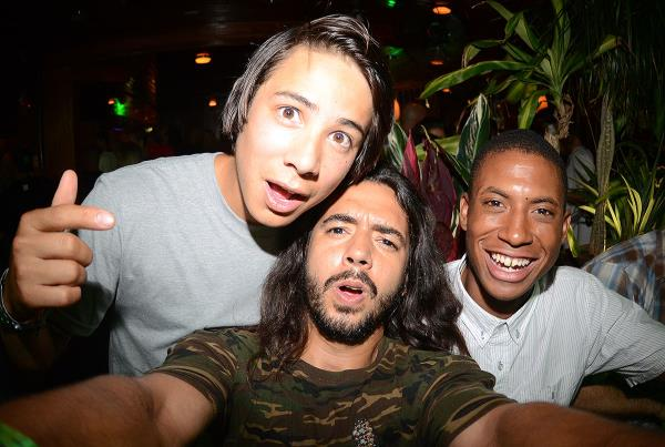 Porpe Selfie at X Games Sean Malto
