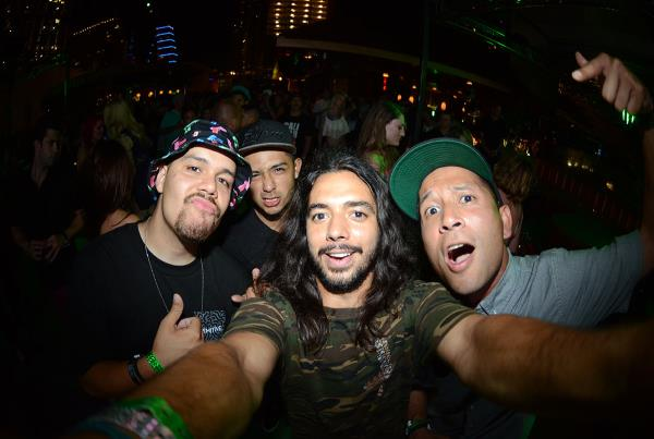 Porpe Selfie at X Games Chaz Ortiz