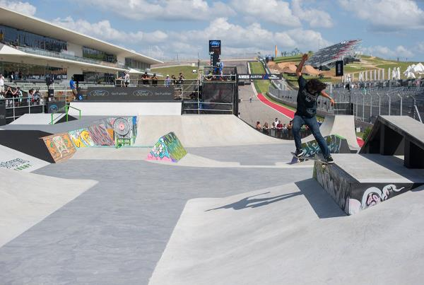 Jeremy Leabres in X Games Am