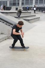 Christian Dufrene Backside 360 at Skate Copa Austin