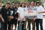 BLX Skate Shop at Skate Copa Austin