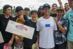 Rukus Wins at Skate Copa Austin