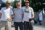 Chris Deacon, Ryan Clements, and Chris Gay at Innoskate