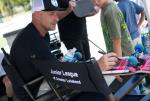 Mike Frazier Autographs at Innoskate