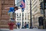 Chicago may be the only city where Body is snapping them over the hydrants on every corner.