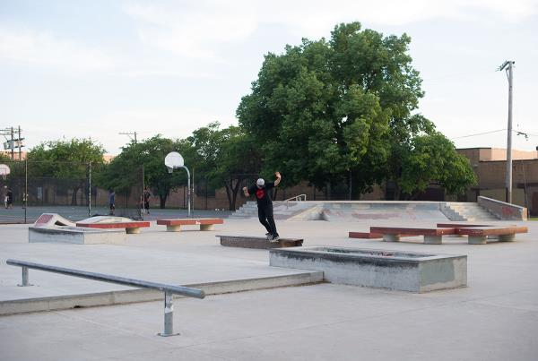 Southside Skatepark in Chicago