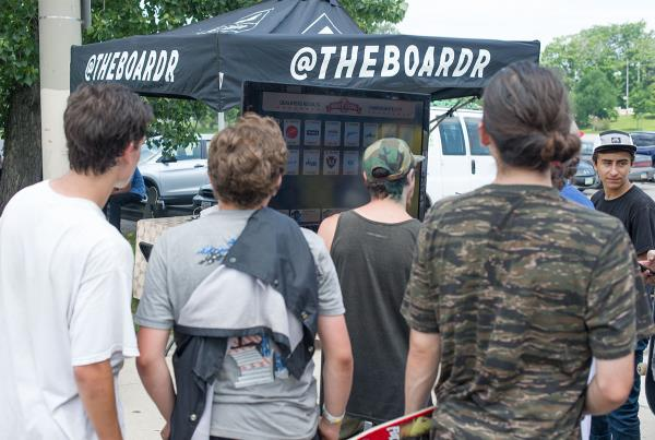 Leaderboard Lurkers at adidas Skate Copa