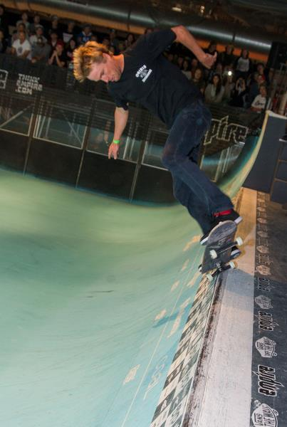 Chad Bartie Frontside 270 Nosepick