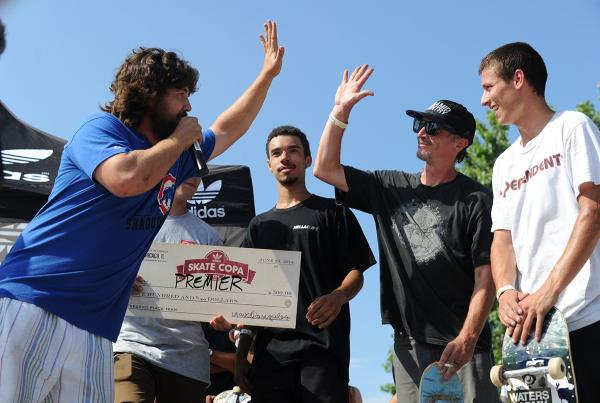 Premier Gets Second at adidas Skate Copa Chicago