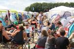 Roskilde Music Festival 2014 Tent City