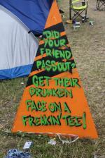 Roskilde Music Festival 2014 Drunken Friends