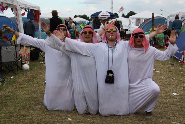 Roskilde Music Festival 2014 Shieks