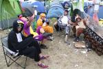 Roskilde Music Festival 2014 Costume Party