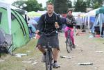 Roskilde Music Festival 2014 Gay Bikers